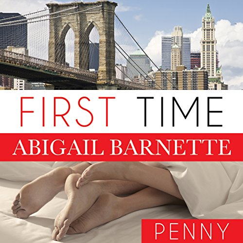 First Time: Penny's Story audiobook cover art