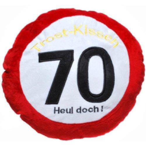 Udo Schmidt Trost-Kissen 70 Heul doch!