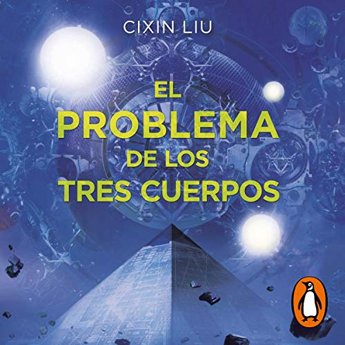 El problema de los tres cuerpos [The Three-Body Problem] cover art