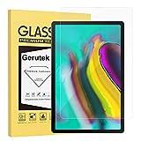 Protector de Pantalla para Samsung Galaxy Tab S5e T720/T725 (10,5, Cristal Templado Transparente, Protector de Pantalla para Samsung Galaxy Tab S5e 10,5 T720/T725 2019, 1 Unidad