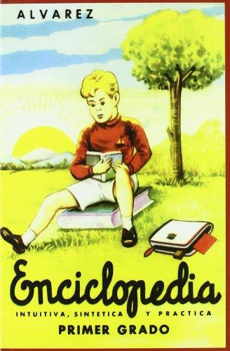 Enciclopedia Alvarez 1Er. Grado (Biblioteca del recuerdo)