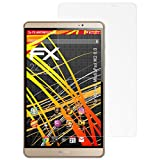 atFolix Schutzfolie kompatibel mit Huawei MediaPad M2 8.0 Bildschirmschutzfolie, HD-Entspiegelung FX Folie (2X)