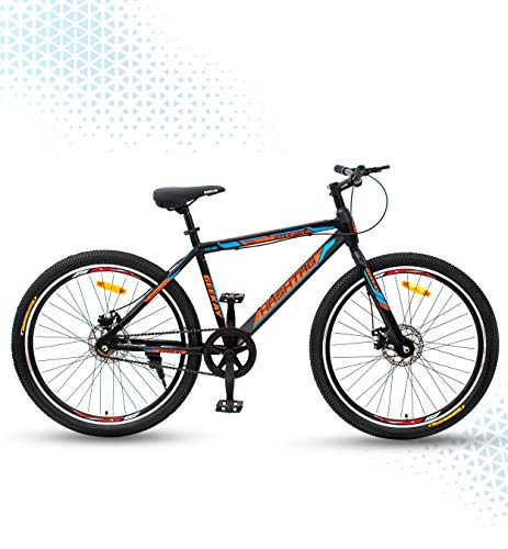 Geekay Hashtag Single Speed Mountain 29 inch Wheel Non Gear Cycle for...