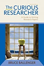 Best the curious researcher 7th edition Reviews