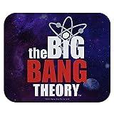 N\A The Big Bang Theory Logo Alfombrilla de ratón Delgada de Perfil bajo Mousepad