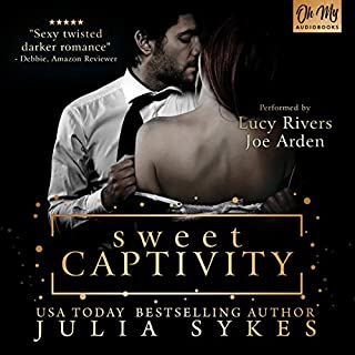 Sweet Captivity                   De :                                                                                                                                 Julia Sykes                               Lu par :                                                                                                                                 Lucy Rivers,                                                                                        Joe Arden                      Durée : 8 h et 21 min     1 notation     Global 5,0