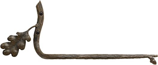 product image for Stone Country Ironworks Oakdale Paper Towel Holder-Rust
