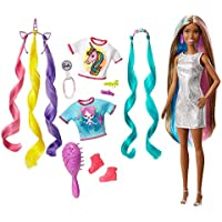 Barbie Fantasy Hair Doll with Accesories