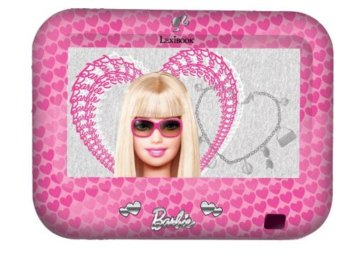Lexibook Barbie Mini digital LCD TV