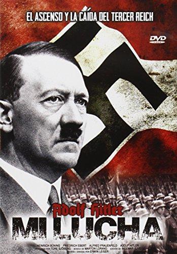 Adolf Hitler: Mi Lucha (Import Dvd) (2014) Adolf Hitler; Alfred Frauenfeld; Cl