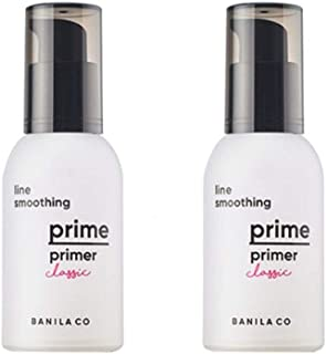 バニラコプライムプライマークラシック30mlx2本セット肌補正、Banila Co Prime Primer Classic 30ml x 2ea Set [並行輸入品]