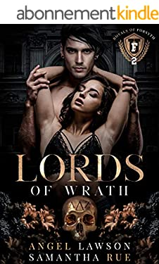 Lords of Wrath (Dark College Bully Romance) : Royals of Forsyth University (English Edition)