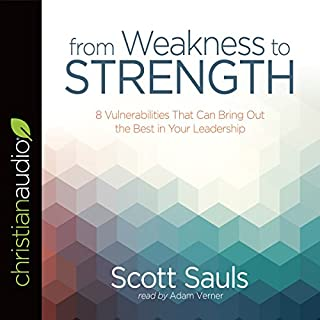 From Weakness to Strength audiobook cover art