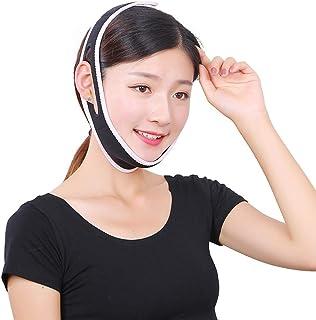 V Face Line Belt Facial Slimming Face Bandage V-vormige versteviging Anti-rimpel Belt Tool Verminder dubbele kin