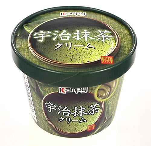 宇治抹茶クリーム 140g×24個