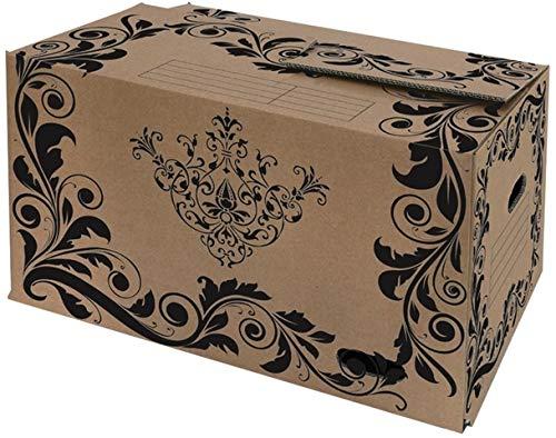 Pressel Umzugskarton, Karton, 650 x 350 x 370 mm, braun (10 Stück)