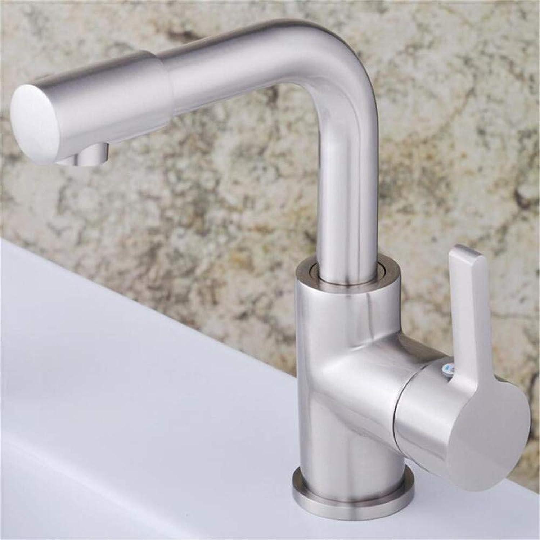 Basin Mixer Tap Single-Sided Basin Faucet Creative Simple Bathroom Faucet