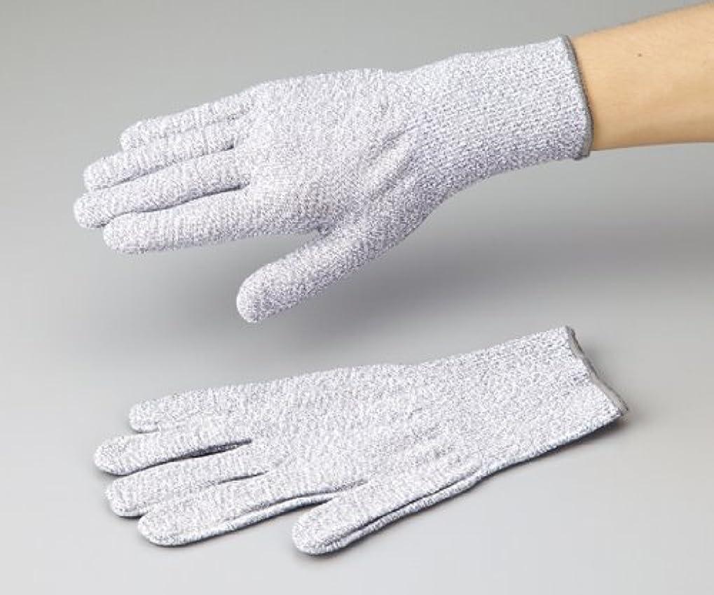 包囲説明的妻アズワン1-242-01アズセーフ耐切創手袋コーティング無しLカットレベル5