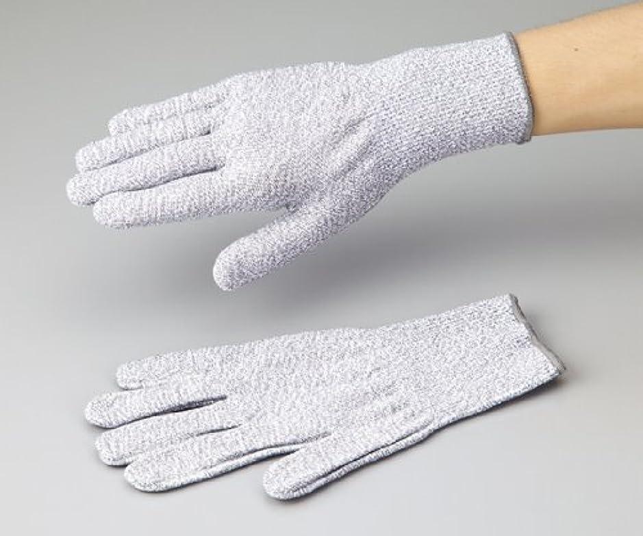 普通のハロウィンふざけたアズワン1-242-02アズセーフ耐切創手袋コーティング無しMカットレベル5