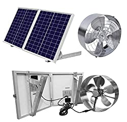 15 Best Solar Powered Exhaust Ventilation Fans Updated 2020