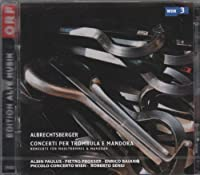 Albrechtsberger: Concerti Per
