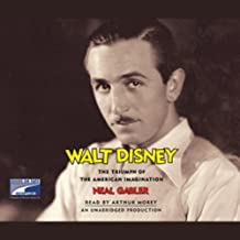 walt disney biography audiobook