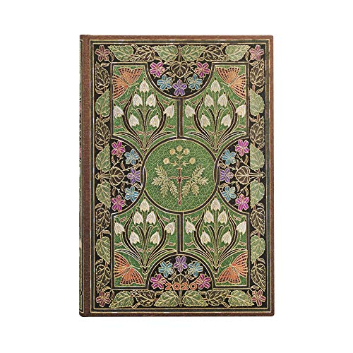 Paperblanks Agende 12 Mesi 2020 Poesia in Fiore | Orizzontale | Mini (95 × 140 mm)