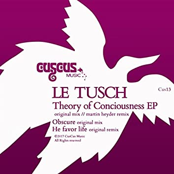 Theory of Consciousness