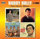 Four Classic Albums (That'll Be The Day / Buddy Holly / The Chirping Crickets / The Buddy Holly Story Vol 2)