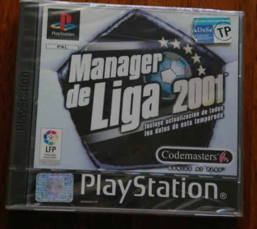 MANAGER DE LIGA 2001