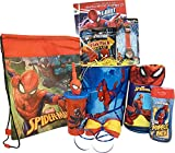Easter Gift Baskets For Kids Spiderman Fun & Games ,Toys, Playing Card, Perfect Easter Gift Basket for Boys