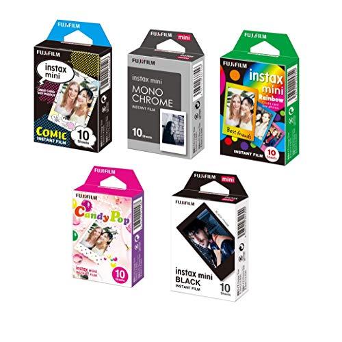 Instax Fujifilm Paquete Película Instax Mini 5-Pack