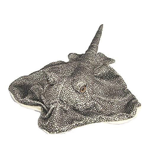 Pamer-Toys Animales de peluche, animales de peluche, rata, marrón grisáceo