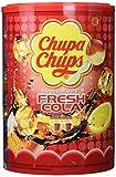 Chupa Chups Fresh Cola | 100er Lolli-Dose in den Geschmacksrichtungen Cola und Cola-Zitrone -