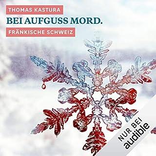 Bei Aufguss Mord. Fränkische Schweiz Titelbild