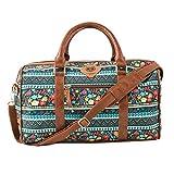 Chumbak Boho Spirit Weekend Duffel Bag - Printed Bag, Sports Bag, Travel Bag
