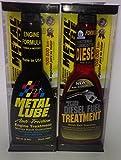 Metal Lube Pack Fórmula Motores y Tratamiento Diesel pre ITV