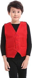 Best kids red vest Reviews