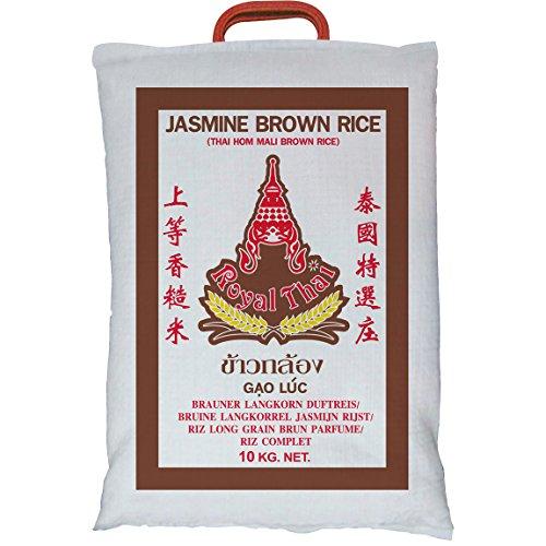 ROYAL THAI RICE Brauner Reis, 10000 g