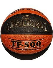 Balón Liga Endesa Spalding, Naranja, 7 (20 TF 500 Sz 7 (76-696z))