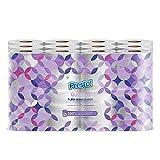Marca Amazon - Presto! Papel de cocina extragrande - 18 (6x3) rollos de 3 capas (80 hojas x rollo)