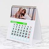 Calendario 2021 sobremesa personalizado con fotos (10x14cm)