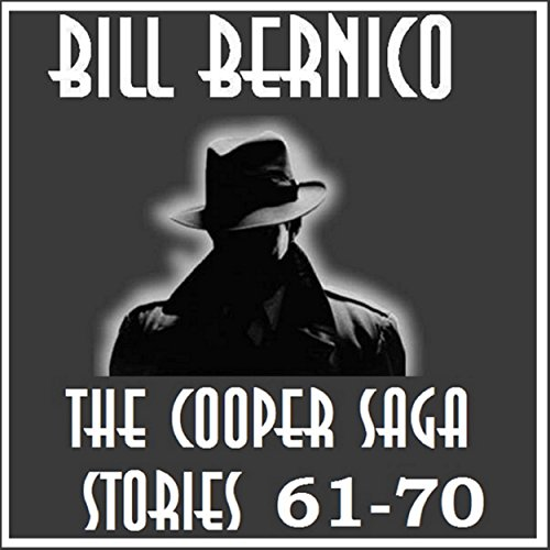 The Cooper Saga 07 audiobook cover art