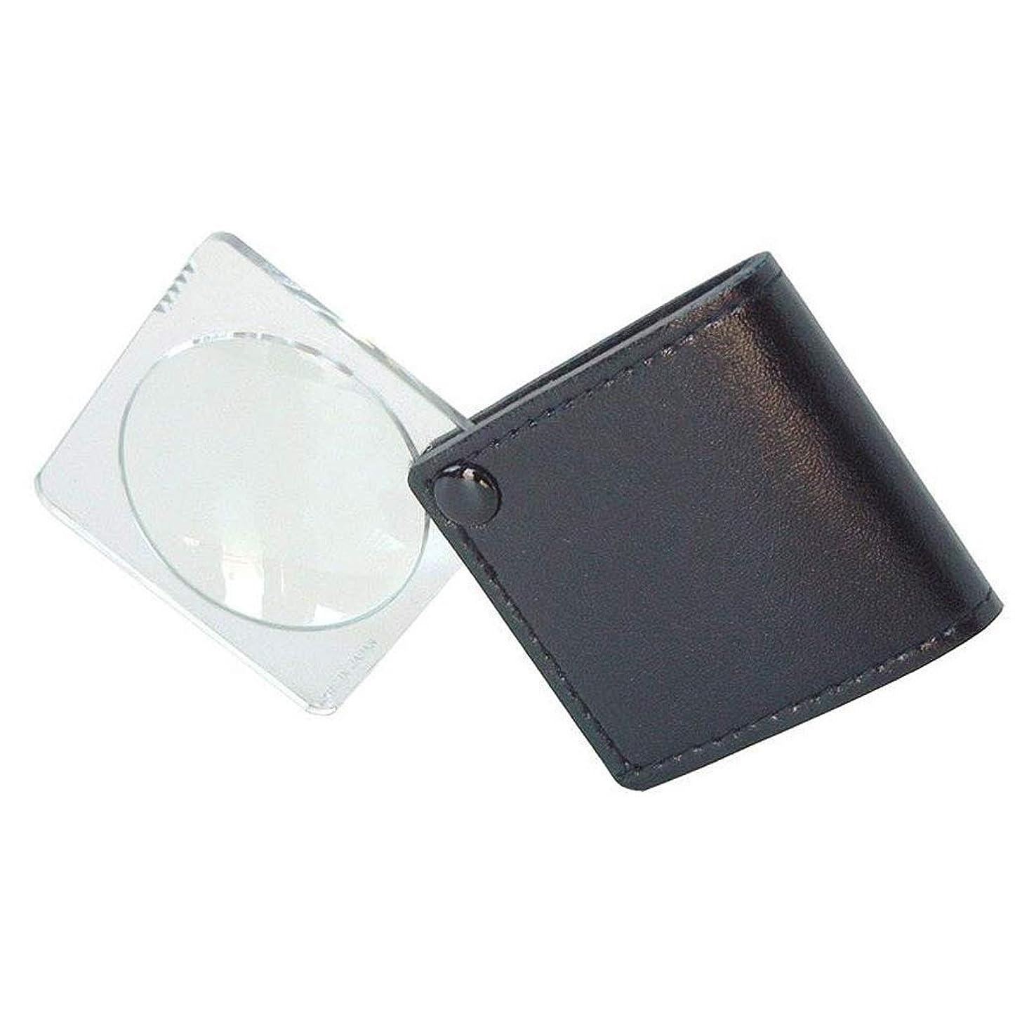出口牛投票TAO-Z 手に持つ ポータブルポケット折りたたみ読書ブック拡大鏡3.5X HD ポケット