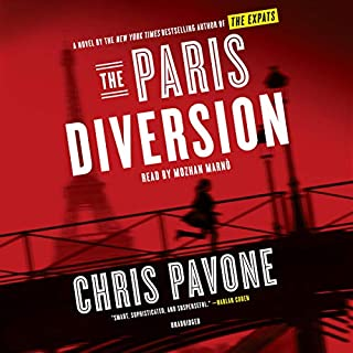 The Paris Diversion     A Novel              De :                                                                                                                                 Chris Pavone                               Lu par :                                                                                                                                 Mozhan Marnò                      Durée : 12 h et 7 min     Pas de notations     Global 0,0