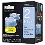 Braun Shaving & Hair Removal Cleaning Cartridges