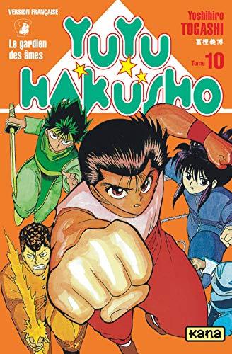 Yuyu Hakusho : Le Gardien des âmes, tome 10