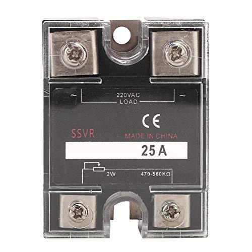 Regulador de voltaje de equipo eléctrico Regulador de voltaje de estado sólido monofásico para mina de carbón para equipo de interfaz periférica de computadora(BERM-R 25A)