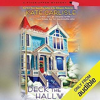 Deck the Hallways audiobook cover art