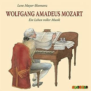 Wolfgang Amadeus Mozart. Ein Leben voller Musik Titelbild